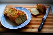 poppyseed bread with orange glaze