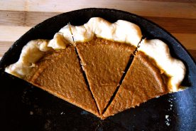 mmm mmm pumpkin pie