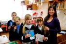 english club christmas party