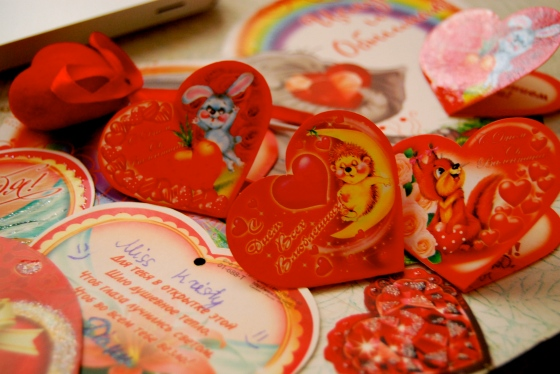 my valentines : )