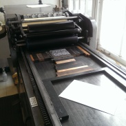 Project 1: Typeset and print 150+ words