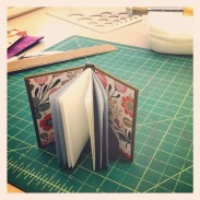 mini single section case binding
