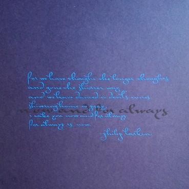 gothic cursive