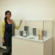 my work from Bookbinding II on display