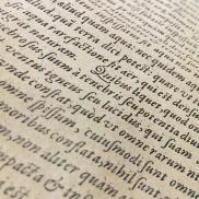 """Rober Fludd's """"Integrum Morborum Mysterium"""" printed in 1631"""
